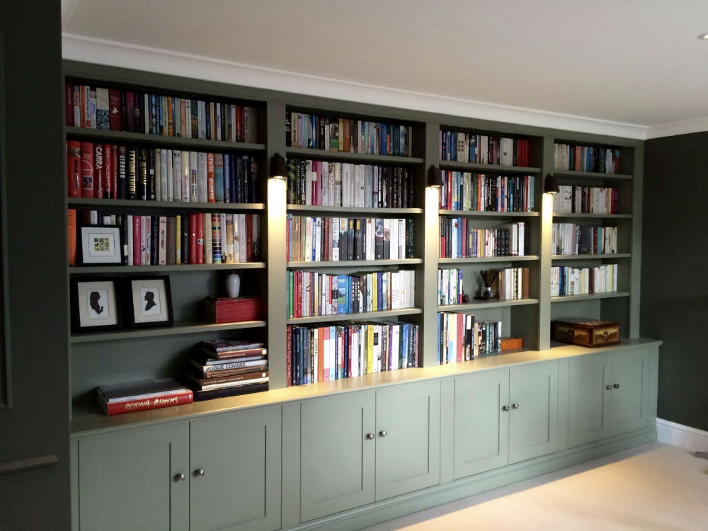 The Bookcase Co Specialises In Bespoke Bookcases Alcove