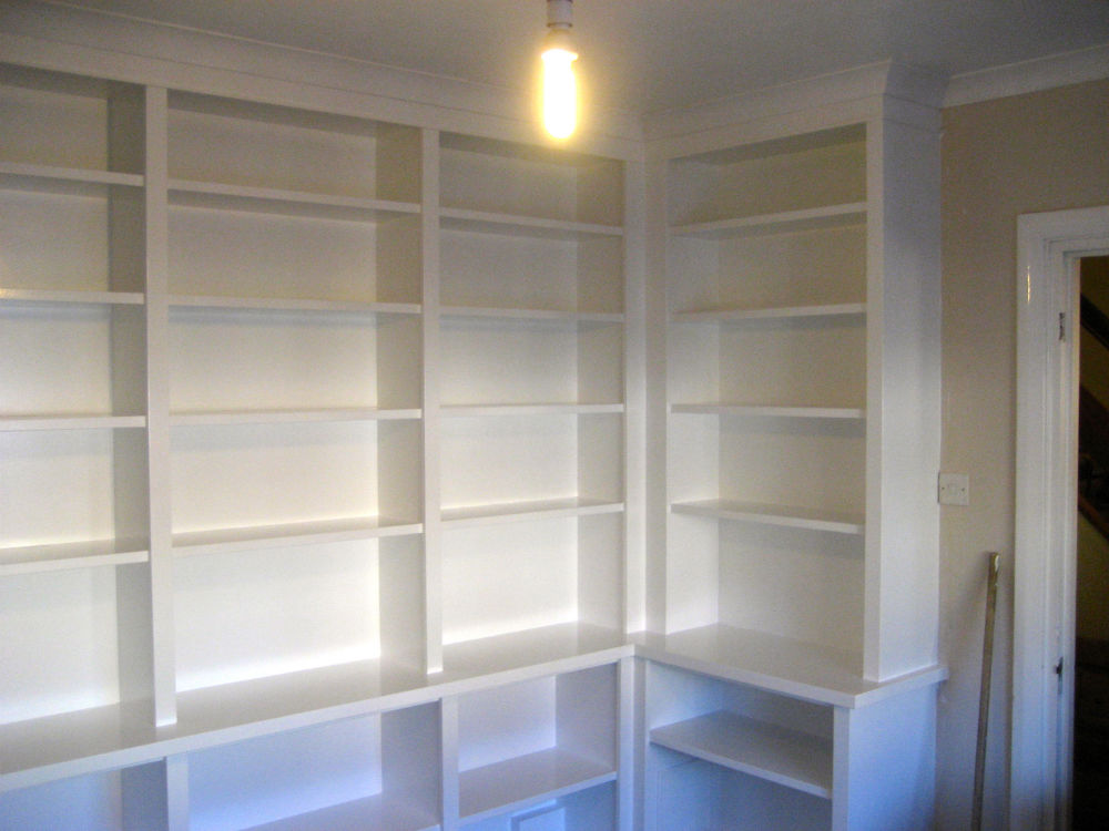 Image Result For Library Bookcase